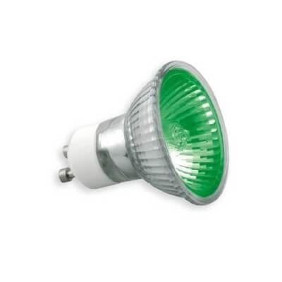 Lampe halogène VERT Sylvania Hi-Spot ES50 50W 230V