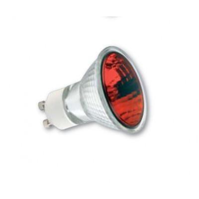 Lampe Halogène Rouge Sylvania Hi-Spot ES50 50W culot GU10 240V