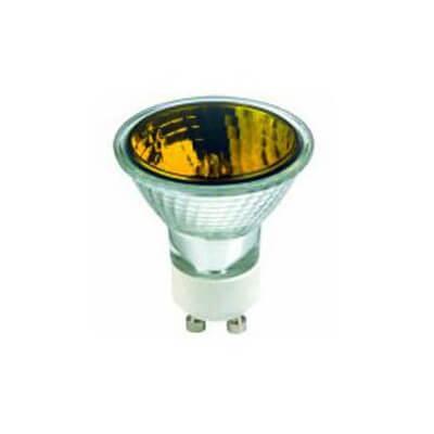 Lampe halogène JAUNE Sylvania Hi-Spot ES50 50W culot GU10 230V