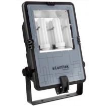 Projecteur fluocompact etanche 2x42w IP65