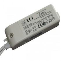 Transformateur TBT 230v-12v 10-50w pour lampe 12v