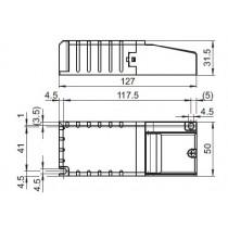 Platine VS electronique mini 35w EHXc 35G.327 I