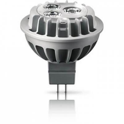 Philips ampoule LED reflecteur 6.5-30W GU5.3 2700K MR16 36D (Blanc chaud)