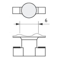 Iodure culot PGJ5, GU6.5