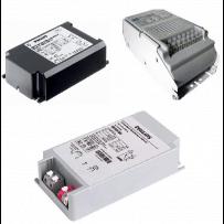 Ballast ferromagnétique ou électronique pour lampe sodium
