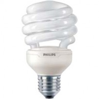 Culot E27, E14 forme spirale Lampe fluocompacte