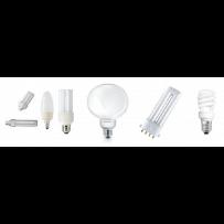 Lampes fluocompactes