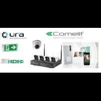 Sécurité, vidéo surveillance, interphonie