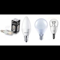 Culot E14 lampe LED