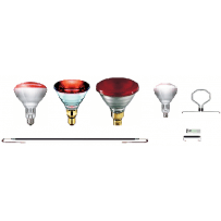 Lampes spéciales UV, IR, lumiere noire