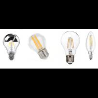 Filament Vintage lampe LED