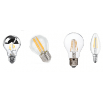LED FILAMENTS VINTAGE