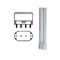 Culot 2G11, 4broches lampe fluocompacte