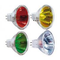 lampe halogene couleurs