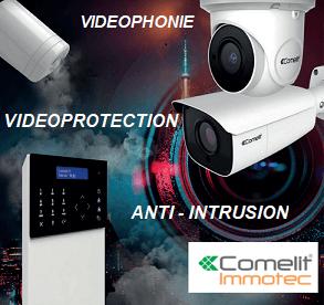 Gamme videosurveillance et interphonie